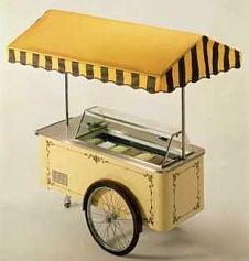 Mobile Eistheke