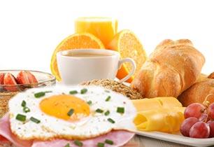 Café moritz Frühstück